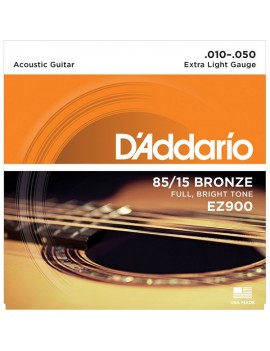 DADDARIO EZ900 Extra Light .010-.050