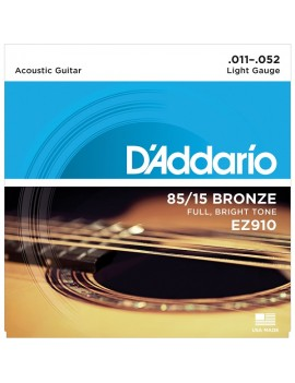 DADDARIO EZ910 Light .011-.052