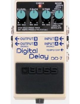 DD-7 DIGITAL DELAY