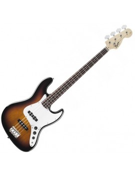 Affinity Jazz Bass® Rosewood Fingerboard, Brown Sunburst