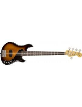 Deluxe Dimension Bass™ V, Rosewood Fingerboard, 3-Color Sunburst
