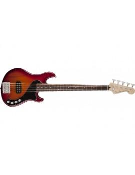 Deluxe Dimension™ Bass V (5-String), Rosewood Fingerboard, AgedCherry Burst