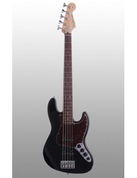 Deluxe Jazz Bass® V (5-String), Rosewood Fingerboard, Black