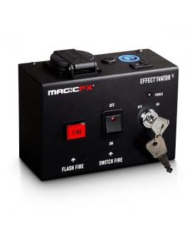 Detonatore spara coriandoli  MAGICFX Effect\'Ivator 1