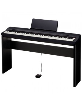 Digital Piano PRIVIA PX-160BKK7 con Supporto