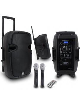 DSMS-SPJ-PA912 Mobile Amp ABS 12 2xVHF