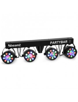 EGO-AE3240 Partybar3 4x PAR con Magic Ball