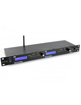 EGO-FENTON VX2USB Twin USB/SD/BT Player