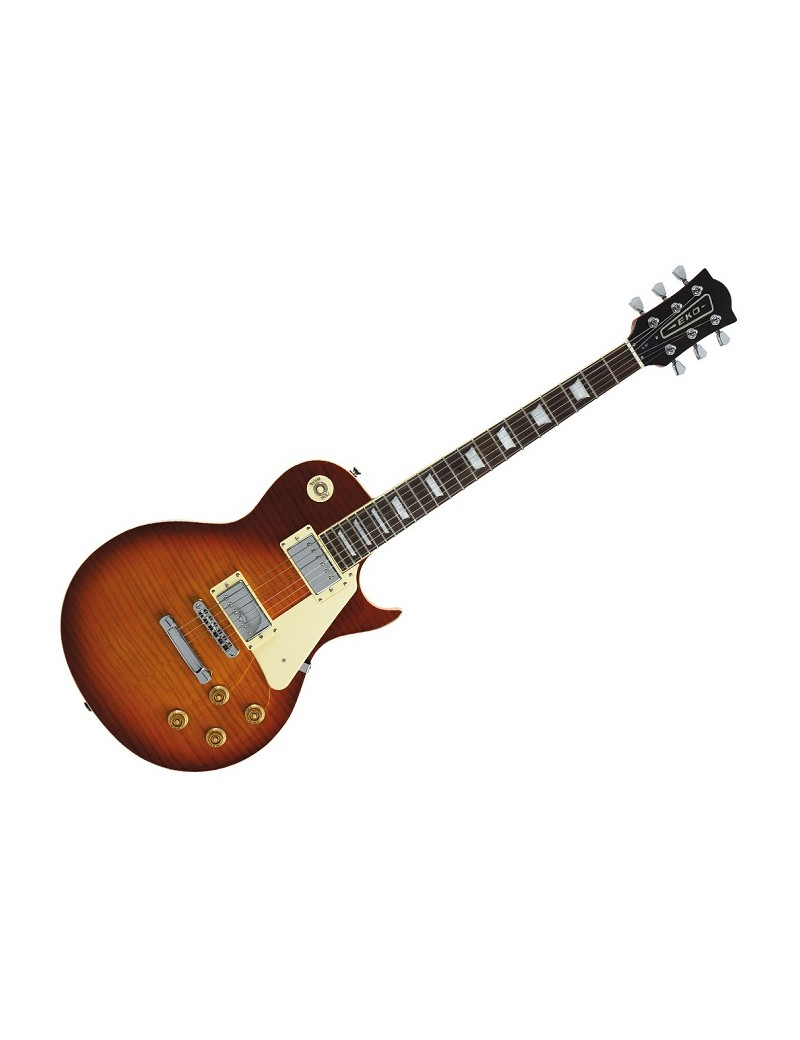 EKO VL-480 HONEY BURST FLAMED