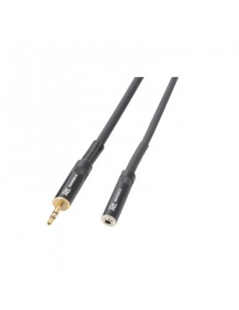 AG7119 Cable 3.5 Stereo Jack – 3.5 Stereo Jack Female 6.0m