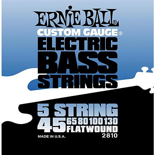 ERNIE BALL 2810 5S FWND MUTA BA.045-130