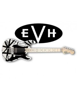 EVH stripes Black/White