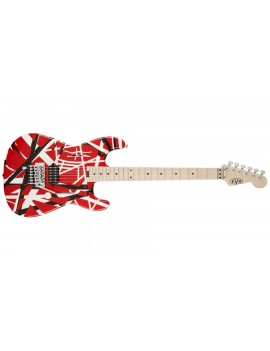 EVH Stripes Red/White/Black