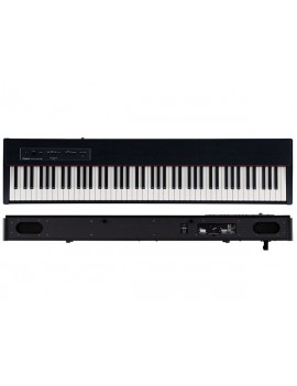 F-20CB: Pianoforte digitale portatile Nero
