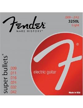 Fender Super Bullets muta 3250L 009-042