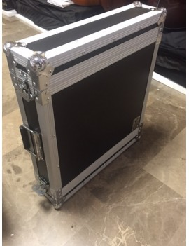 FLIGHT CASE RACK 2U