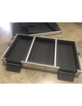FLIGHT CASE X 2 CDJ100 + XENYX1204FX