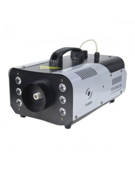 Fog machine 900w con controller wireless e led rgb