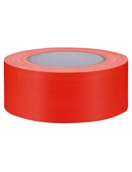 GAFFA TAPE NEON ORANGE 50MM X 25M