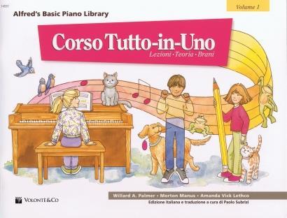 ALFRED CORSO TUTTO IN UNO VOL 1