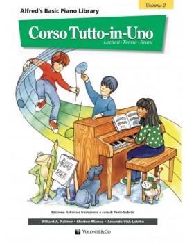 ALFRED CORSO TUTTO IN UNO VOL 2
