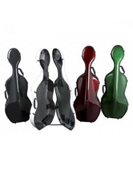 GEWApure Astuccio per violoncello CS 05 4/4 ROSSO