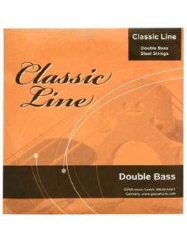 GEWApure Corde per contrabbasso Classic Line 1/2 Sol