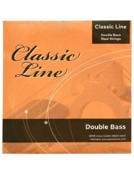 GEWApure Corde per contrabbasso Classic Line 3/4 Mi