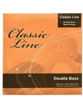 GEWApure Corde per contrabbasso Classic Line 4/4 Mi