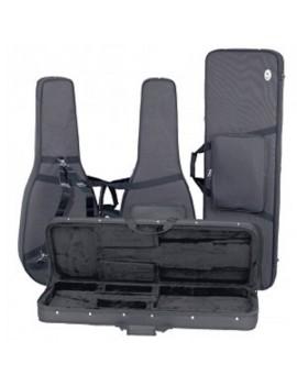 GEWApure Custodie per chitarra FX Light Weight Softcase Basso elettrico universale