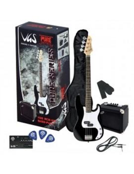 GEWApure E-Bass VGS RCB-100 Bass Pack 3-Tone Sunburst