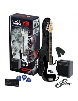 GEWApure E-Bass VGS RCB-100 Bass Pack Black