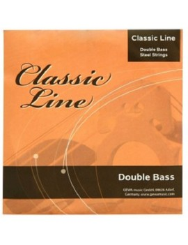 GEWApure Set corde per contrabbasso Classic Line 1/4