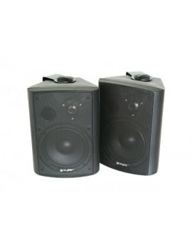 2-way Loudspeaker Set 120W Black