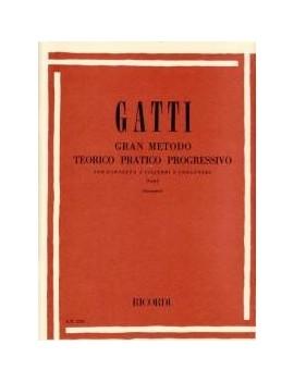 GRAN METODO TEORICO PRATICO PROGRESSIVO PER TROMBA - PARTE I - GATTI D.