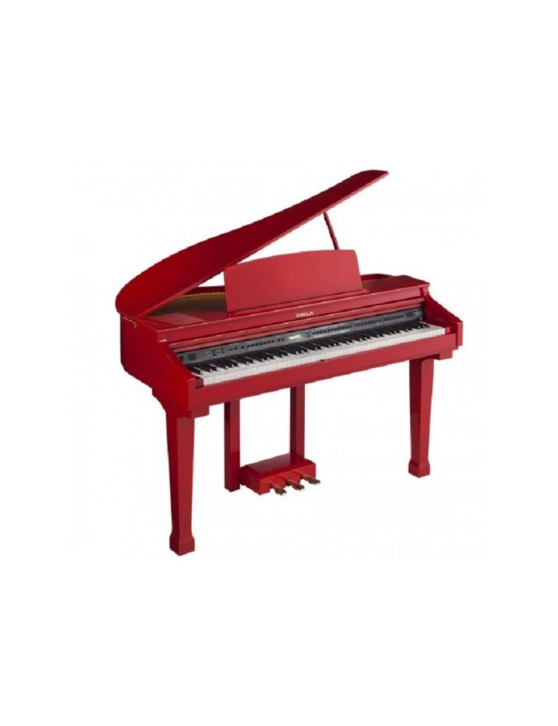 GRAND PIANO MOD. 310 ROSSO