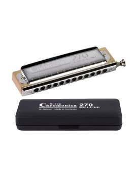 Hohner 270/48 Chromonica 48 48 voci cromata RE