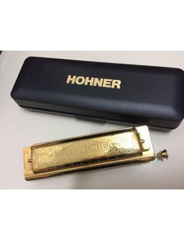 HOHNER 270/48 Chromonica 48 48 voci placcata oro DO