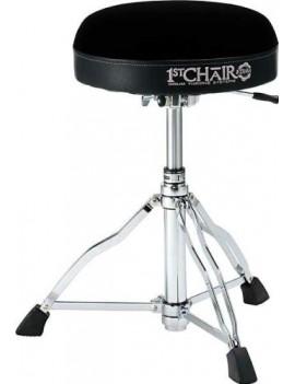 HT650C 1st Chair Round Rider Hydraulix - rotondo - 3 gambe - in tessuto