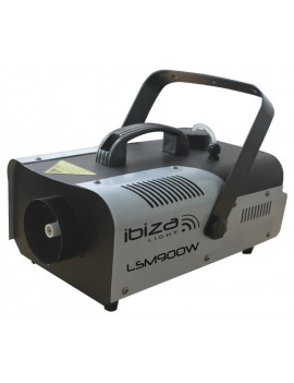 IBIZA LSM900  Fog Machine 900W