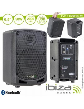 IBIZA POWER5 BT 50W