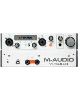 Interfaccia audio M-TRACK MK2