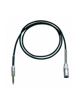 IROMM900P Cavo microfonco xlr jack 9mt nero