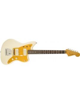 J Mascis Jazzmaster® Rosewood Fingerboard, Vintage White