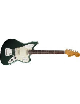 Johnny Marr Jaguar®, Rosewood Fingerboard, Sherwood Green Metallic