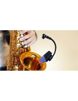 JTS CX-508W CLIP ON MINI CONDENSER WIND INSTRUMENTCX