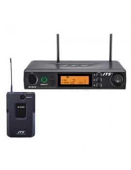 JTS RU-8011D+RU-850TB Sistema UHF PLL wirelesy diversity