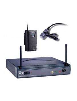 JTS US-8001D/PT-850B+CM501 SISTEMA DIVERSITY UHF PLL