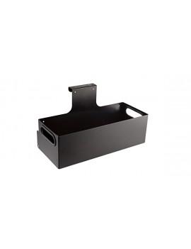 K&M  11936 Scatola portaoggetti per carro - nera