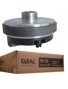 KARMA TW 120 TWEETER 120W MAX 8 OHM